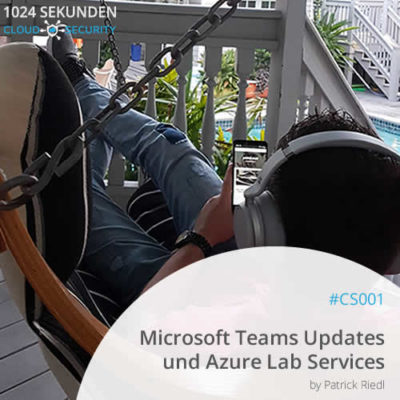 Los geht's! Microsoft Teams und Azure Lab Services | Episode 001