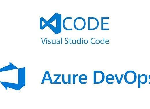 VS Code with Azure DevOPs Header Image