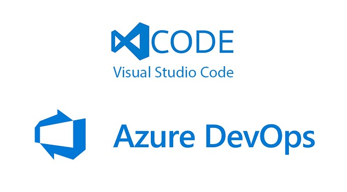 VS Code with Azure DevOPs Header Image